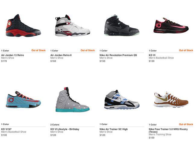 cd99e3a3f065 Nike.comUS  Cyber Monday Restocks