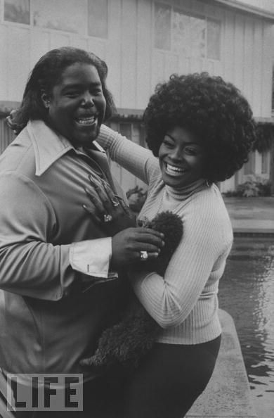 Barry White & wife Glodine