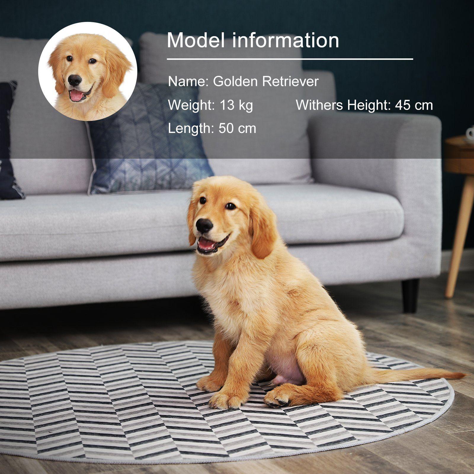 Songmics Plush Dog Bed Sofa With Detachable And Machine Washable