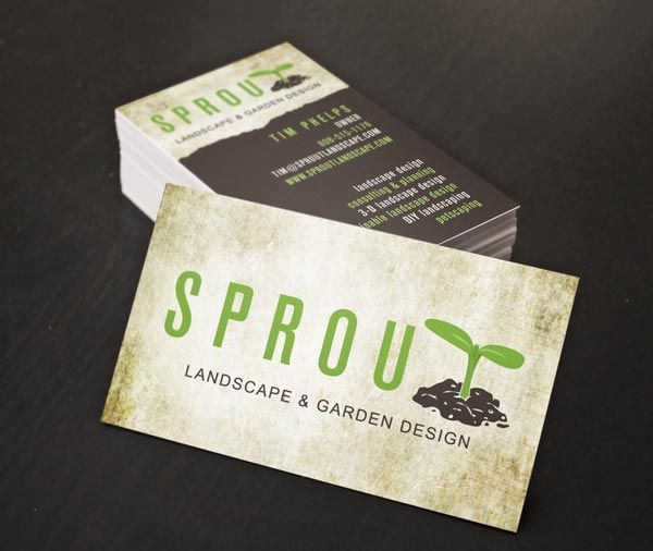 Garden Design Business Cards looking back at 2014 | business cards