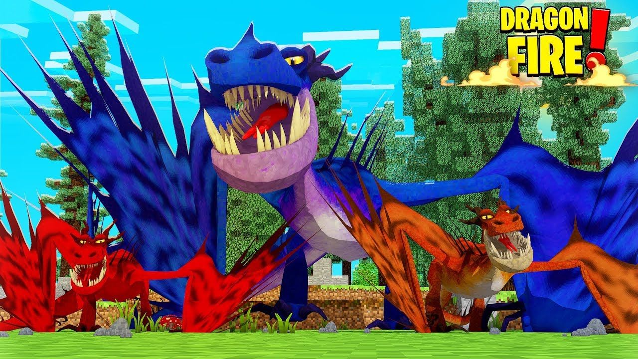 Reuniting The Dragons Minecraft Dragons In 2020 Dragon