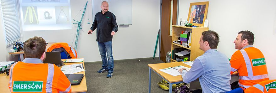 Crane driver training courses personal training courses