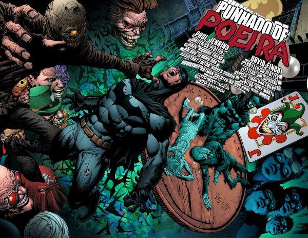 Crítica   Batman – O Cavaleiro das Trevas #5 a 9 (Novos 52) - Plano Crítico