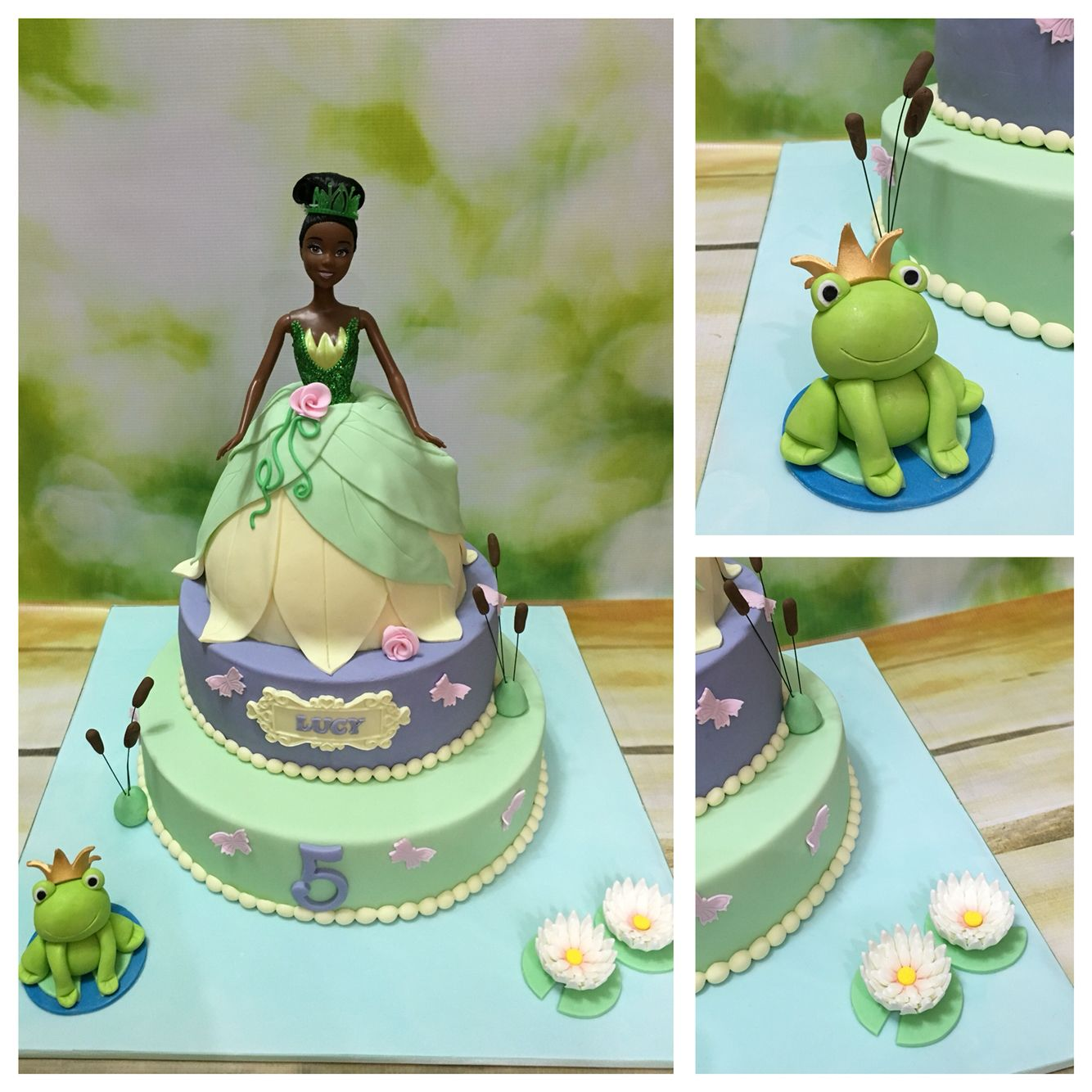 Disney party ideas the princess and the frog party