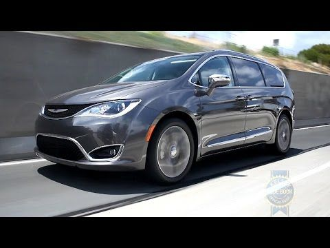 2017 Chrysler Pacifica Vidoe Review And Road Test By Kelley Blue