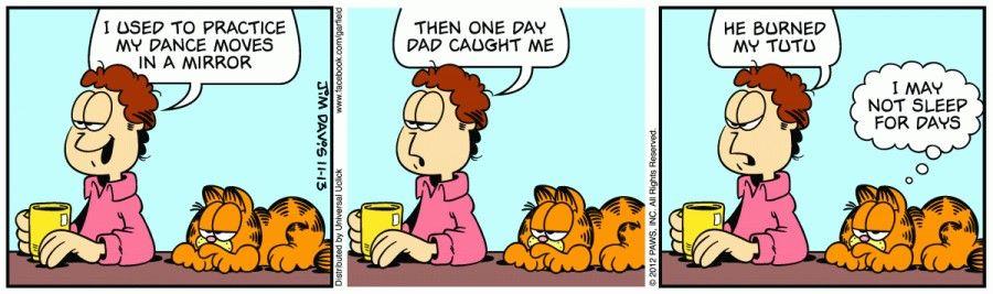 Garfield & Friends | The Garfield Daily Comic Strip for November 13th, 2012