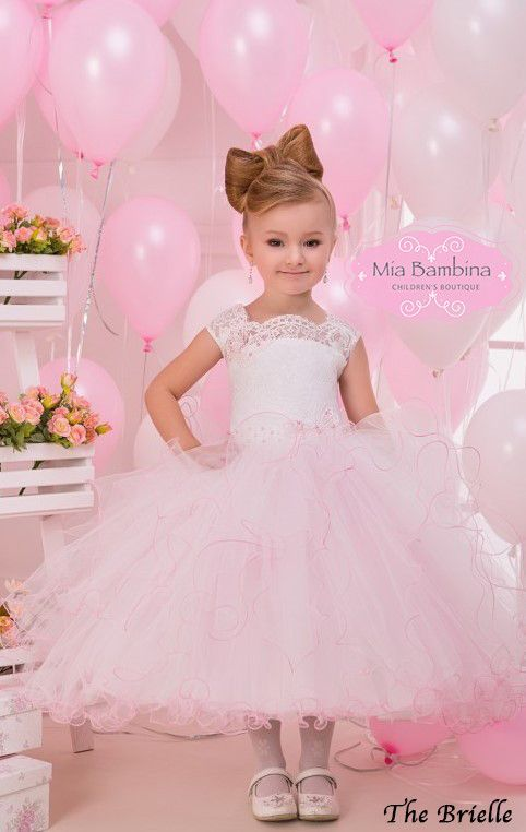 a10a60ebd Birthday Dresses Brielle - Toddler Birthday Party Sequin Dress with ...