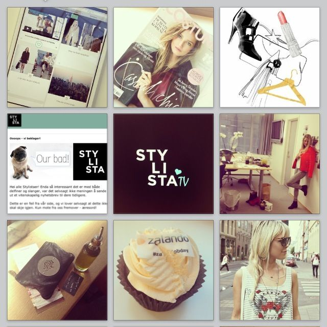 Follow Stylista.no on instagram, facebook & twitter: @Katelin Todhunter-Gerberg Burton-Smith