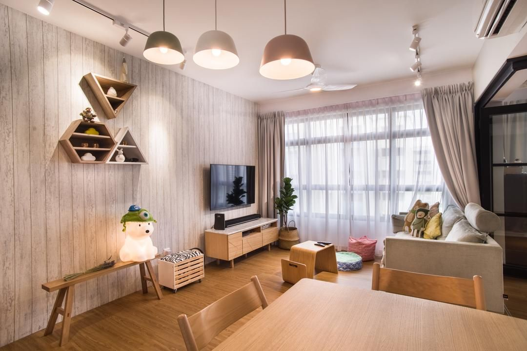How To Plan Your 3 Room Hdb Flat S Layout 5 Practical Ideas Home Room Design Interior Design Interior Design Living Room