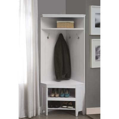Corner Hall Storage With Shoe Storage Avail In Hall Tree Corner Hall Tree Hall Tree With Storage