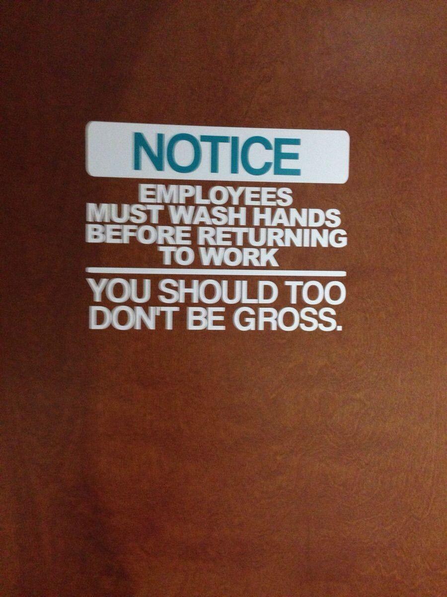 Don't Be Gross - Imgur