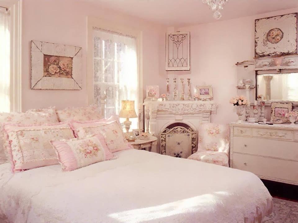 Sfumature del rosa in ambienti stile Shabby….. Il rosa è il colore ...