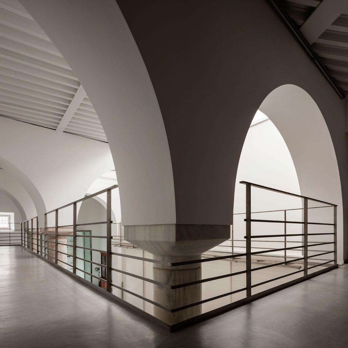 Estudio de arquitectura guillermo v zquez consuegra - Estudio de arquitectura sevilla ...