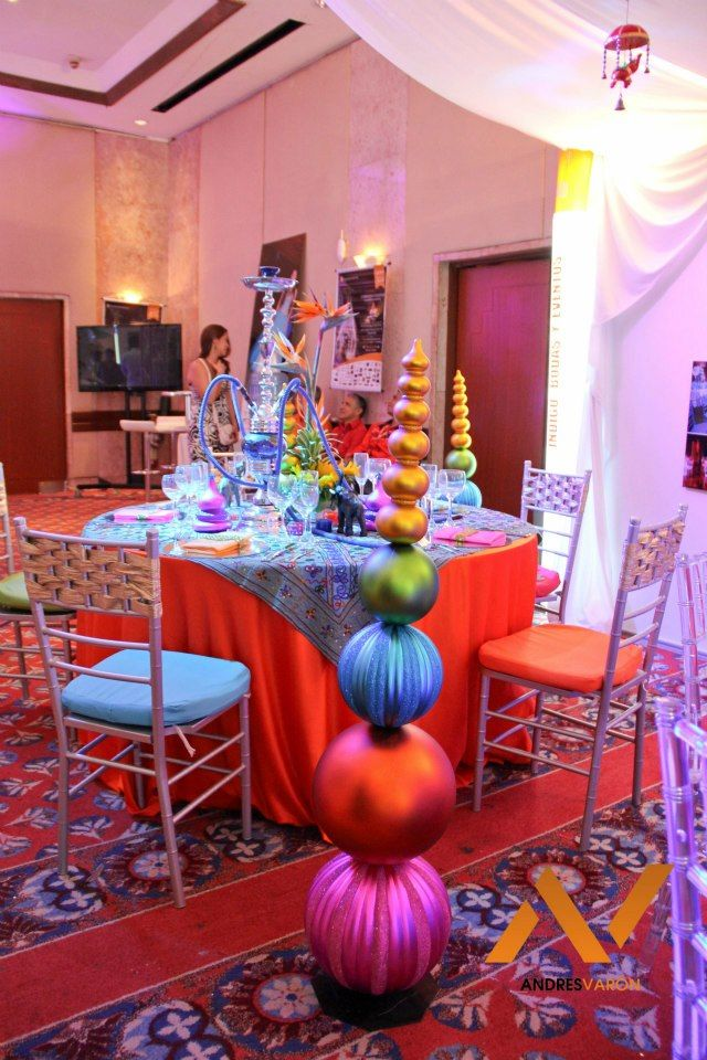 Megaeventos decoraci n rabe indigo bodas y eventos www for Decoracion estilo arabe