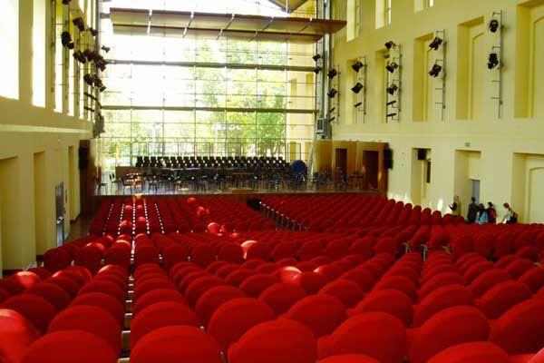 Mijn muziek & theater gebouw