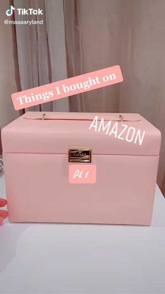 Jewelry box from amazon