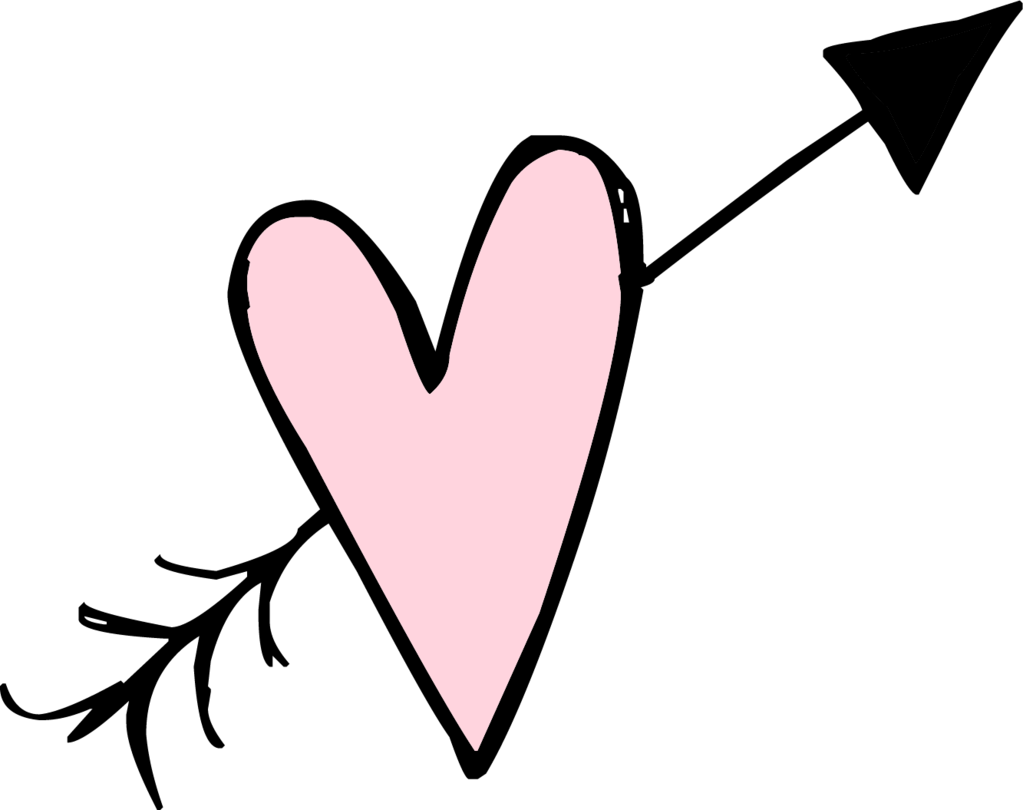 byrumnews4 39 s media random heart with arrow heart. Black Bedroom Furniture Sets. Home Design Ideas