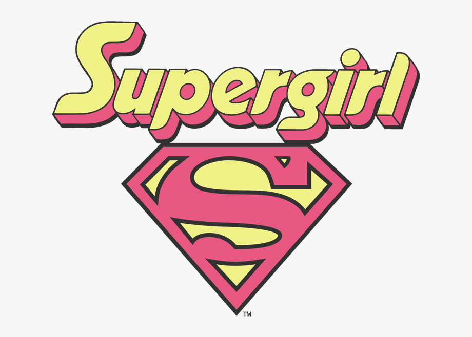 Download And Share Pink Supergirl Logo Png Cartoon Seach More Similar Free Transparent Cliparts Carttons And Silhoue Supergirl Toddler Tshirts Print Clothes