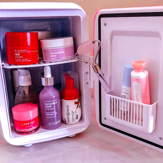 If You Don T Have A Beauty Fridge In 2019 What Are You Even Doing But In All Seriousness I Beauty Skin Care Routine Body Skin Care Beauty Skin Care