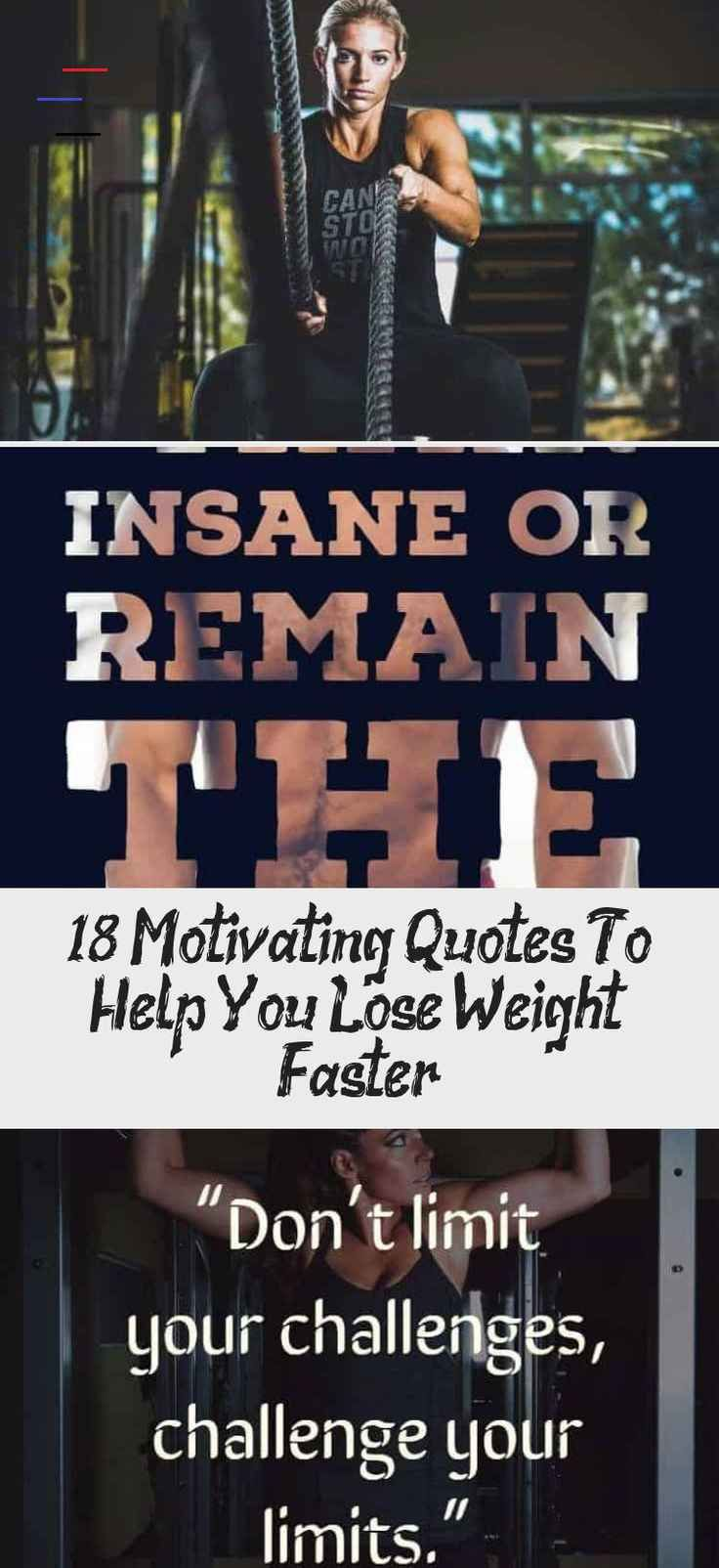 Motivating Quotes To Help You Lose Weight Faster | fitness motivation quotes | fitness motivation qu...
