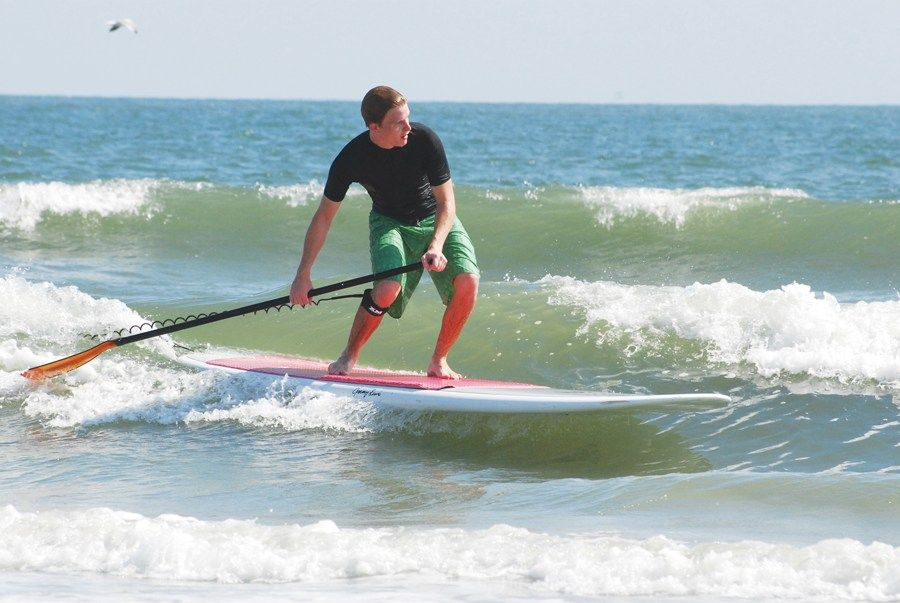 Stand up paddle boarding is one of today's fastest growing water activities, great for all ages. World-class surfers, fitness gurus and watermen alike have embraced this latest exercise trend…
