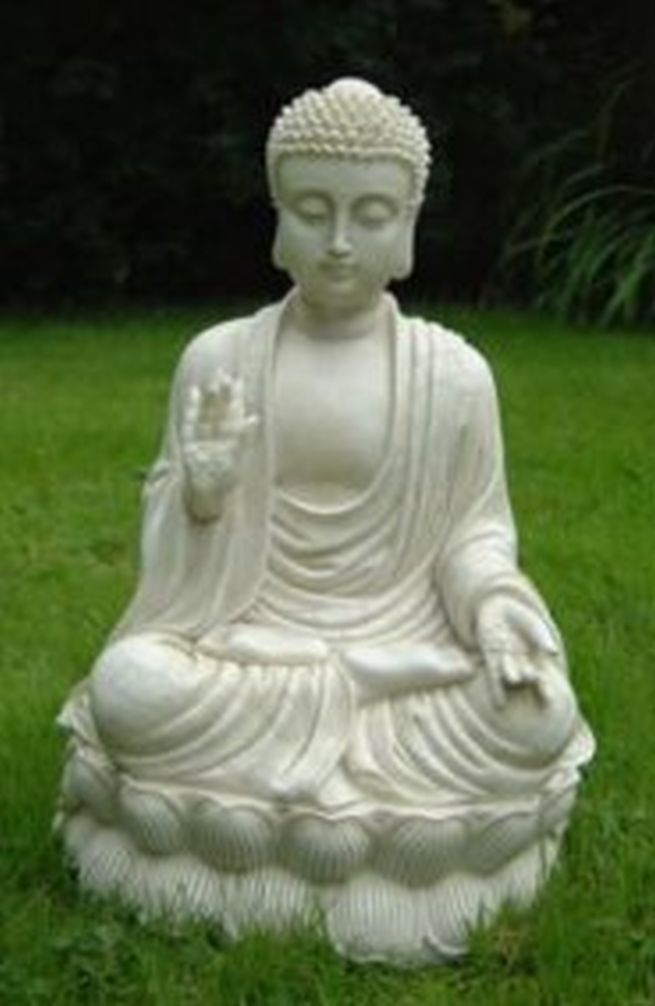 Make Your Garden Spiritual With Buddha Garden Statues: Buddha Garden Statues  Cheap ~ Virtualhomedesign.