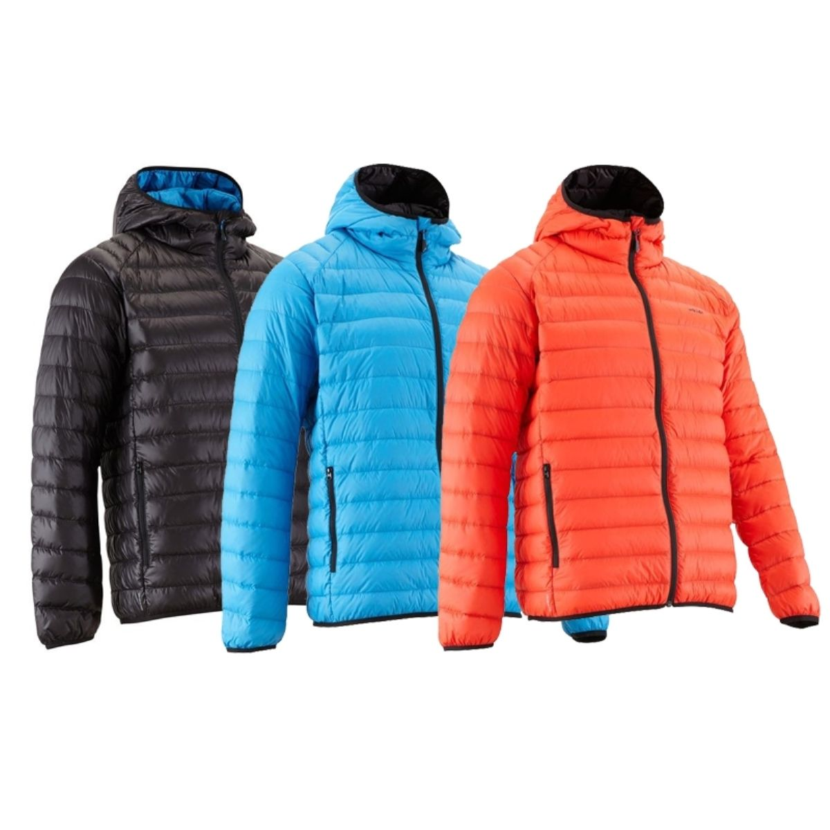 Upto -5 degree. Apparel, Quechua WARM-DOWN-SKI-JACKET