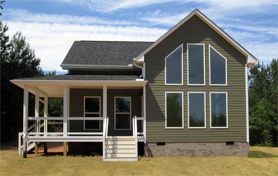 Americas Home Place The Union Ahphomes Ahpunion Ahpgreenville House Exterior Farm Cottage House Plans