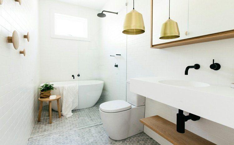 Carrelage hexagonal tendance id es de couleurs et designs d coration int rieure salle de - Carrelage hexagonal salle de bain ...