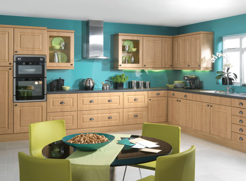 Abbey Lanc Oak Kitchen Introducing Island Kitchens Colonial