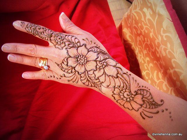 Mehndi Patterns For Arms : Logos for u e henna design arm hennadesigns