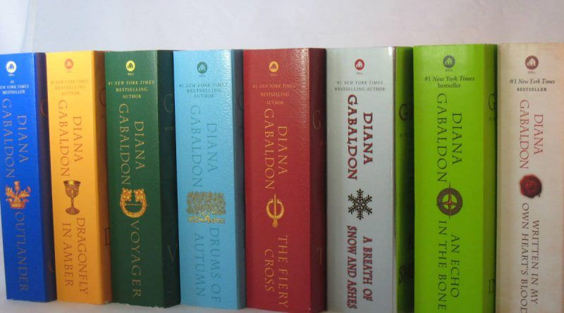 10 Reasons To Read The Outlander Series While Watching The Show Outlander Series Outlander Book Series Outlander Book