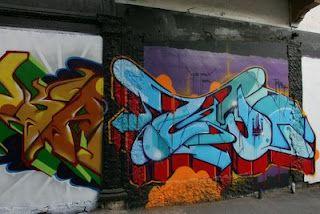 Puerto Rico in Design - Nice Graffiti Wall