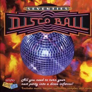 seventies disco bal the seventies pinterest