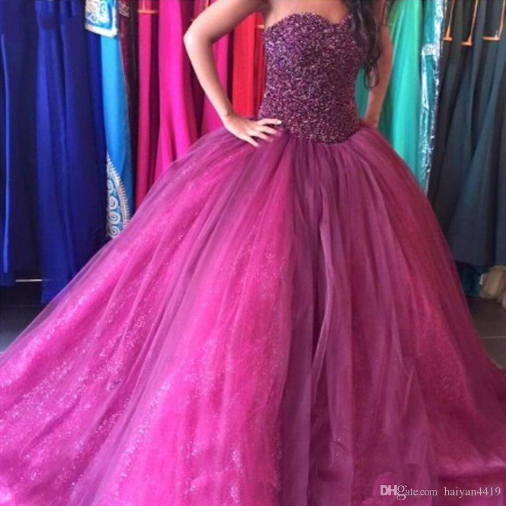Asombroso Vestidos De Novia Con El Bling Embellecimiento - Ideas de ...