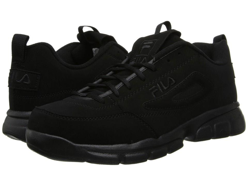 ecbc9c4a641 FILA FILA - DISRUPTOR SE (TRIPLE BLACK) MEN S SHOES.  fila  shoes ...