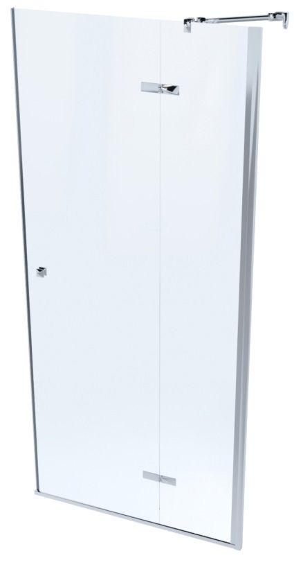 Massi Lapaz drzwi prysznicowe 80x190cm przejrzyste MSKP-LA-0…