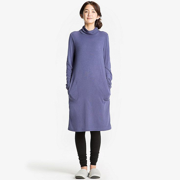 HEATTECH WOMEN Extra Warm Lounge Dress
