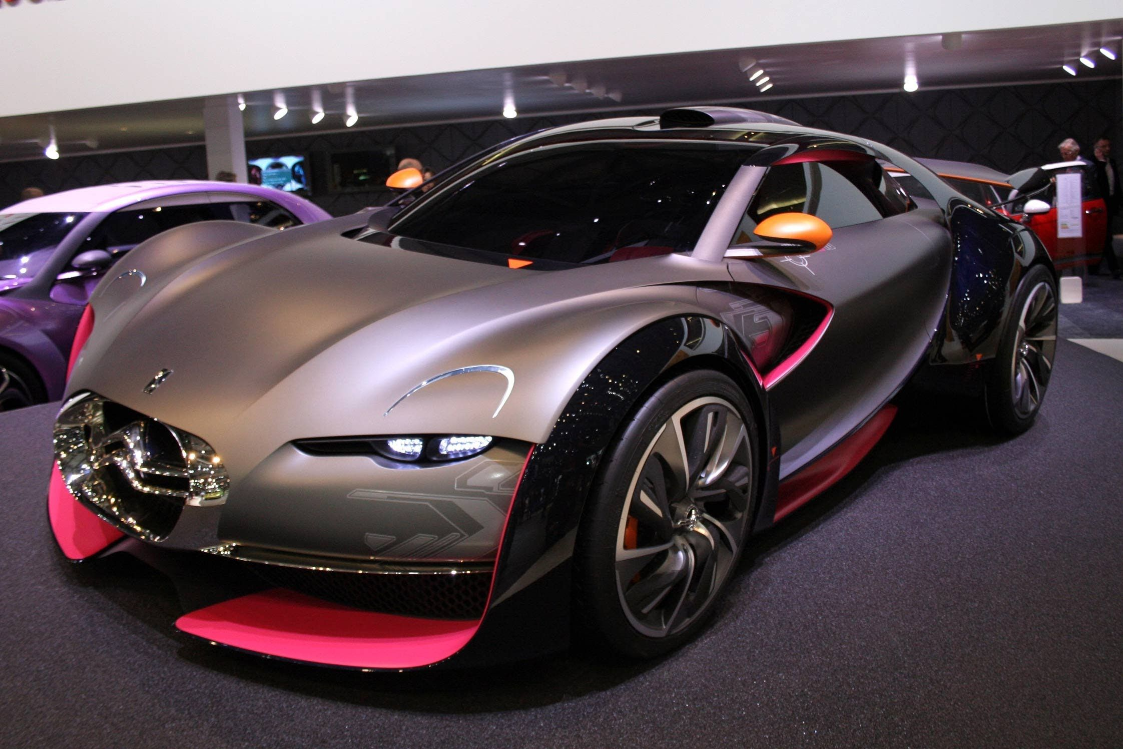 Good Best Electric Sports Cars: 2014