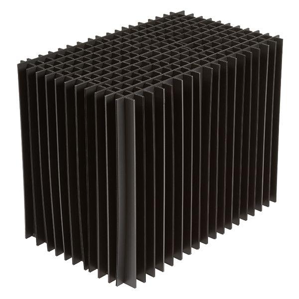 HKP-Gefache für KLT  DE-PACK bietet die perfekte Symbiose aus Gitterfacheinsätzen und Kleinladungsträgern. Die in verschiedenen Höhen erhältlichen HKP-Steggefache werden für die beliebten VDA-Kleinladungsträger (KLT) passend angefertigt.