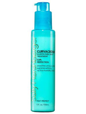 Best Curl Enhancer Sally Hershberger Curvaceous Elasto Daily Treatment 13 Sallyhershberger There S No Need To Spend Time Drying Hair When