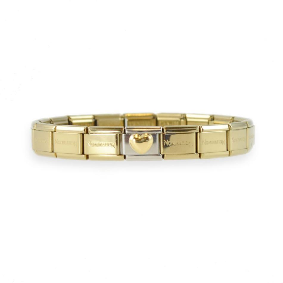 Nomination Bracelet Charms: I