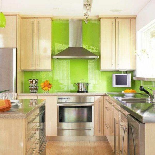 Fliesenspiegel Küche praktische und moderne