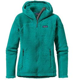 or maybe this color  Patagonia Women's R3 Hi-Loft Hoody Jacket