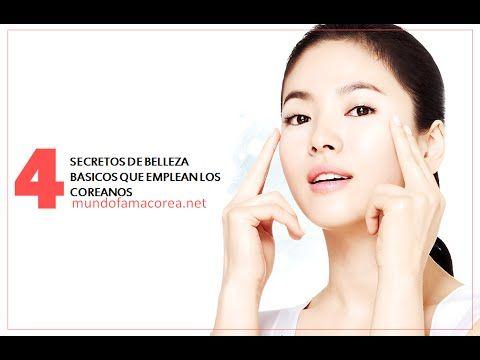 Trucos de belleza mejor guardado de las Mujeres coreanas