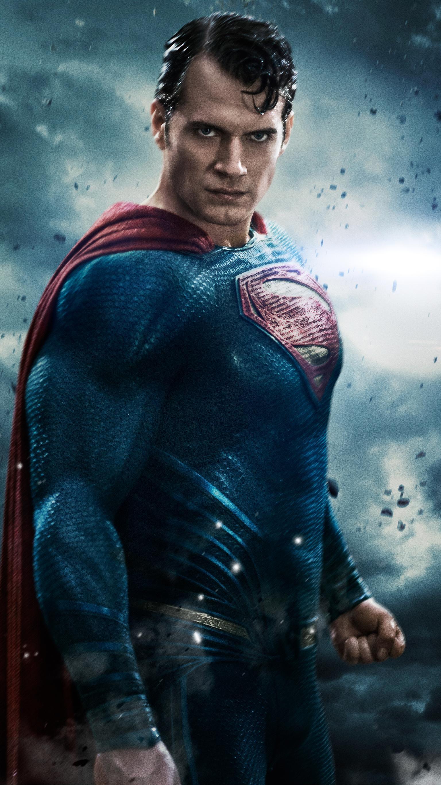 Batman V Superman Dawn Of Justice 2016 Phone Wallpaper Moviemania Superman Characters Superman Wallpaper Batman V Superman Dawn Of Justice