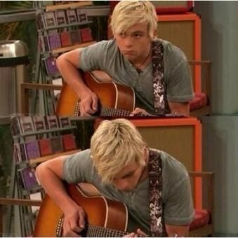 Ross Lynch from Glee Clubs and Glory (Austin&Ally) <3 <3