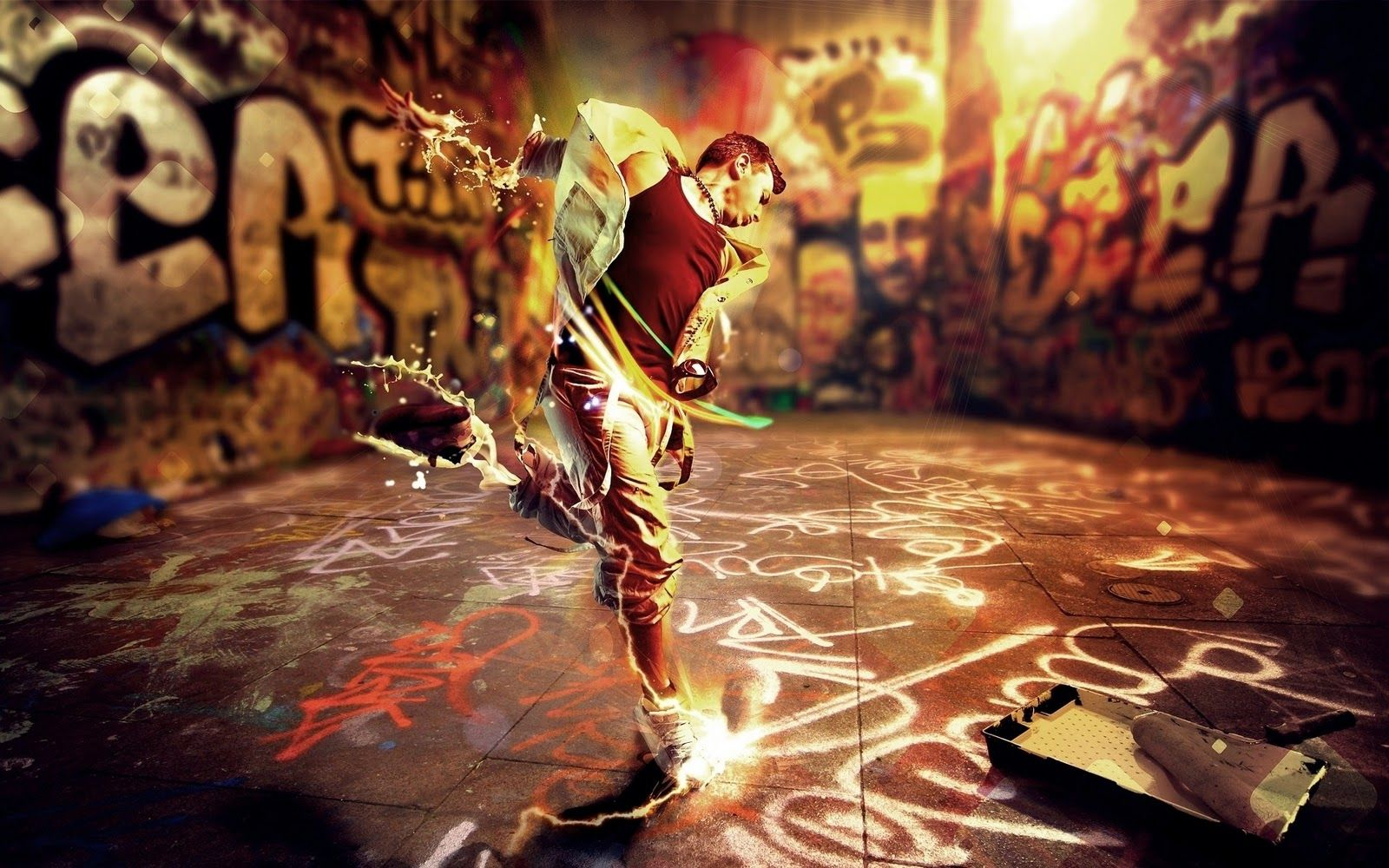 Hip Hop Graffiti Wallpaper Hd: Wallpaper Graffiti, Best Graffiti Wallpapers, Wide High