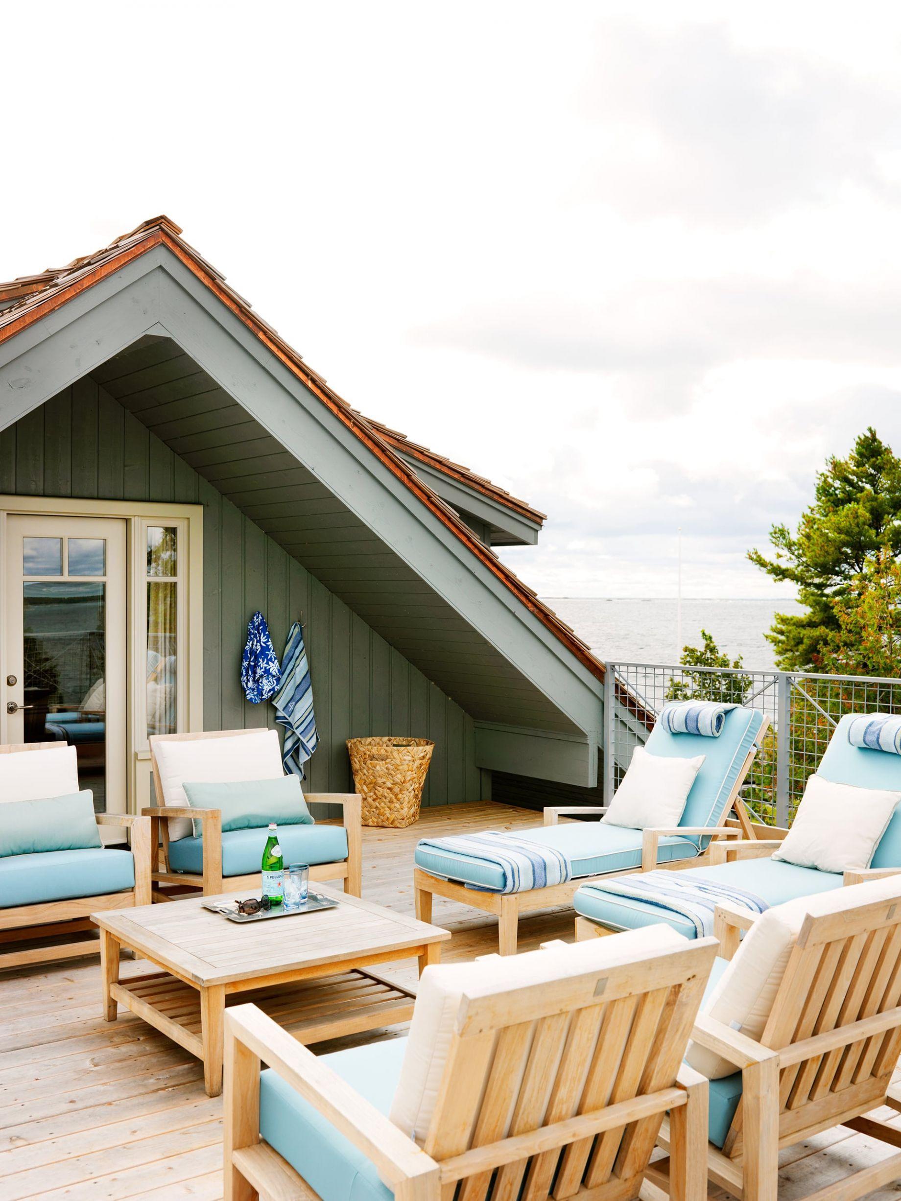Sarah Richardson Design Summer Cottage Beach House