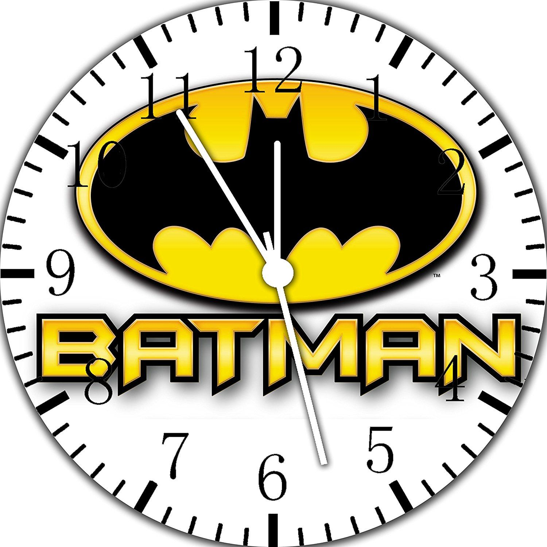 Batman Wall Clock 10\' Will Be Nice Gift and Room Wall Decor E66 ...